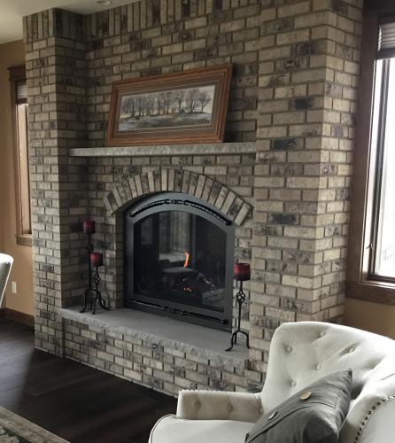 fireplace installation sales and repair